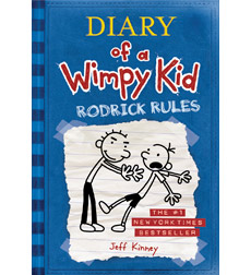 diary of a wimpy kid rodrick rules guided reading level
