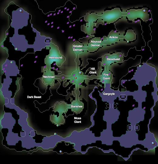 osrs superior slayer encounters guide
