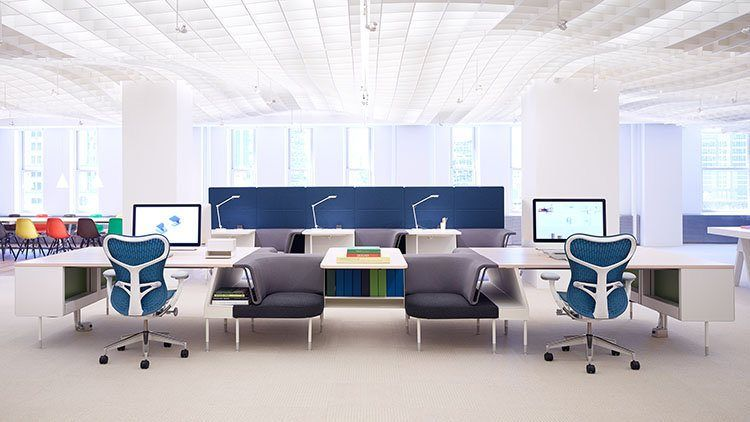 herman miller action office series 2 planning guide