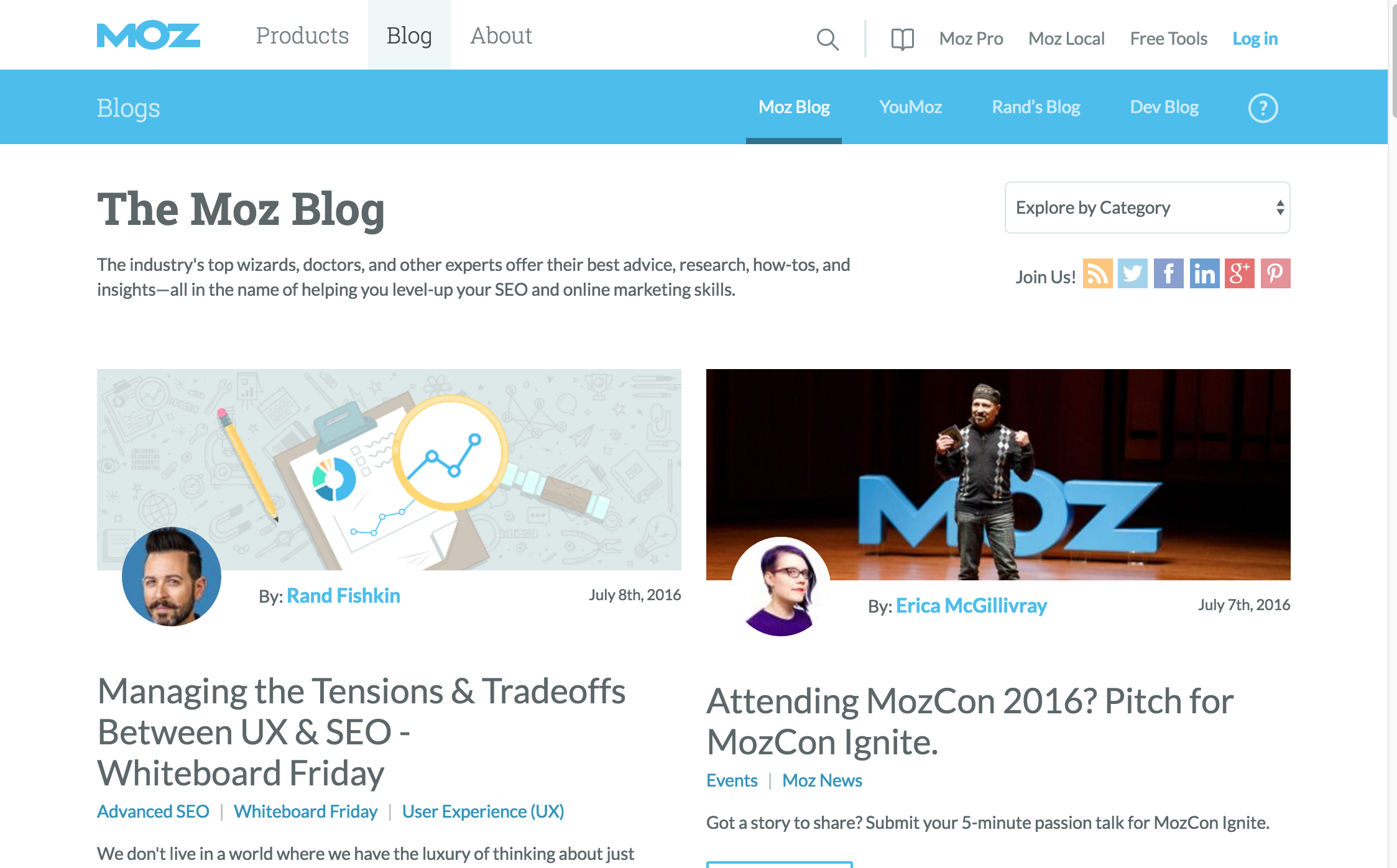 moz guide to content marketing
