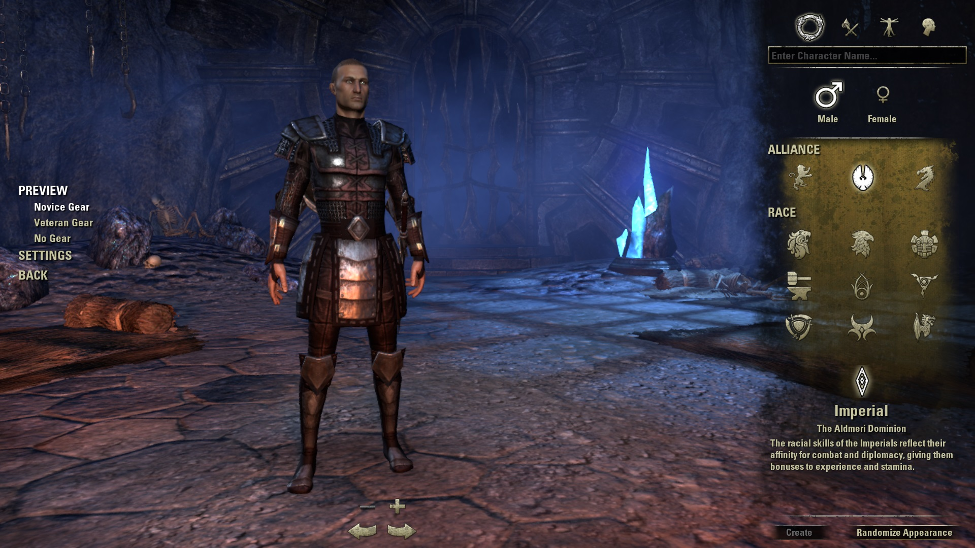 elder scrolls online guide to races