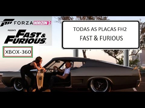 forza horizon 2 fast and furious achievement guide