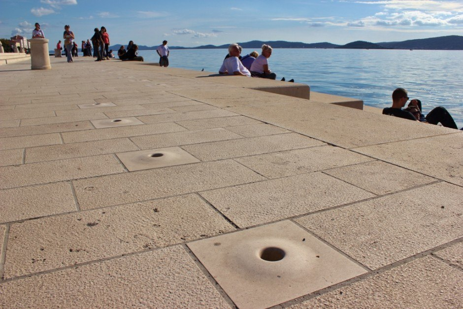 self guided walking tour zadar