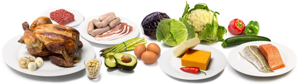 4 key nutrients used in the daily intake guide
