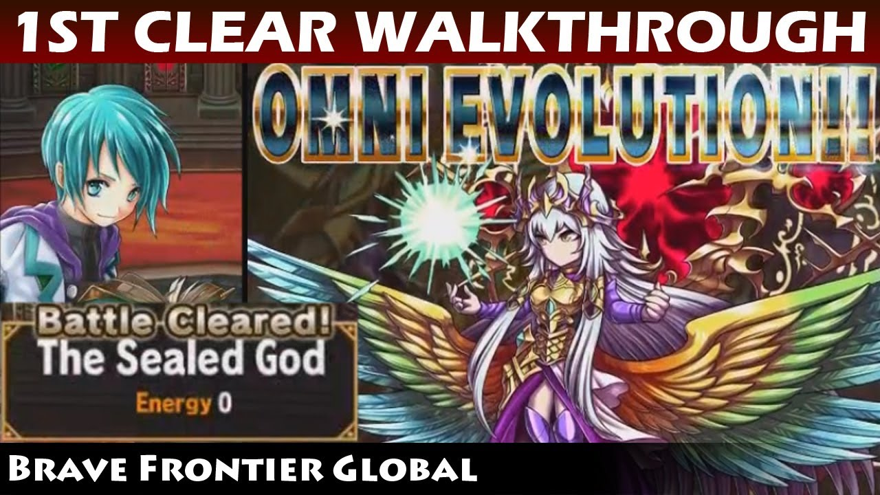the creation god brave frontier guide