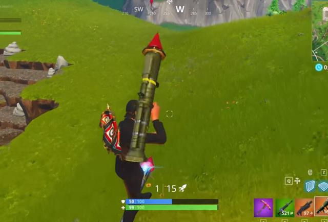 guided missle launcher removed from fortnite