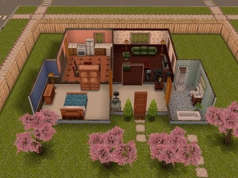 sims 3 guide first house build