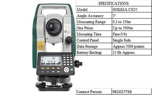 pentax total station user guide