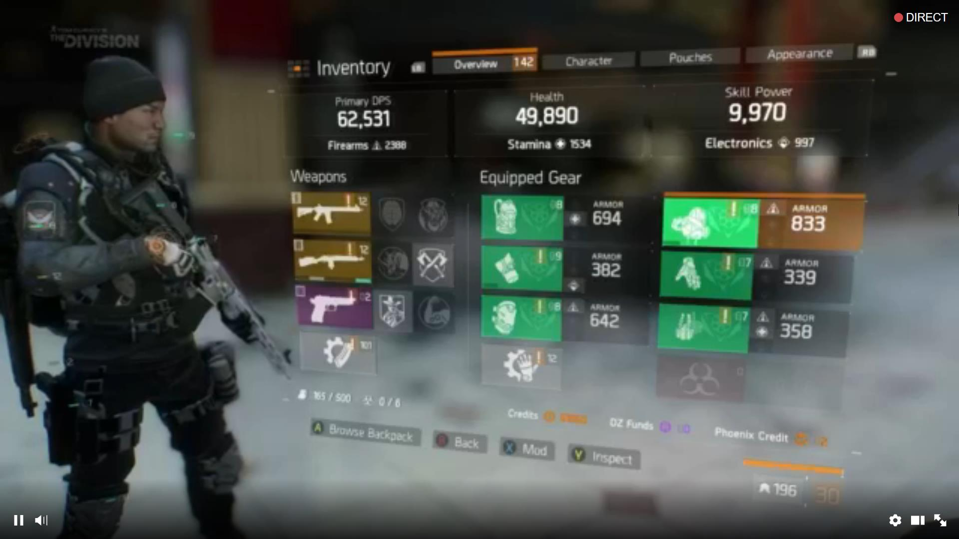 the division gear sets guide 1.8