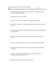 shrek a guided viewing answers