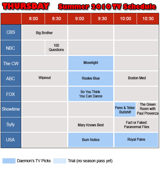 9 network tv guide tonight