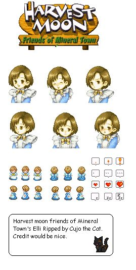 harvest moon a new beginning character guide