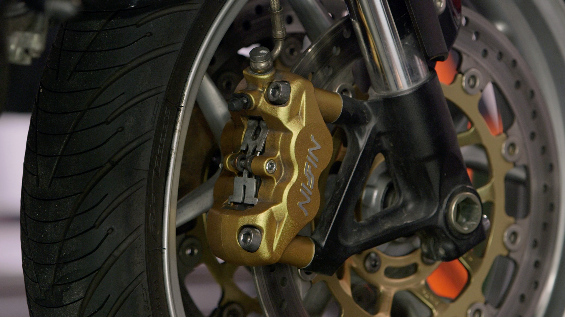 how to change brakepad guide rsc