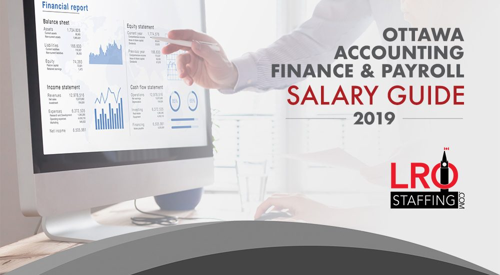 hudson accounting and finance salary guide