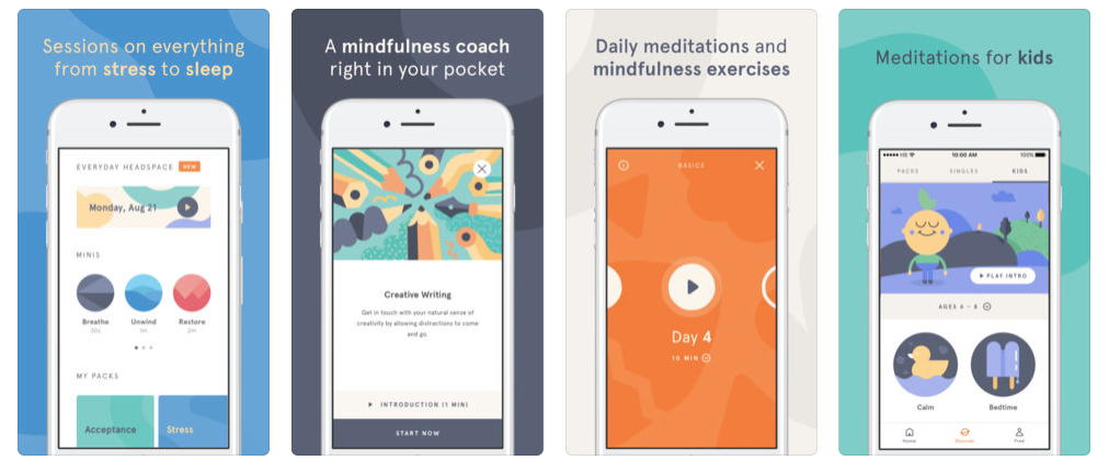 free guided mindfulness meditation app
