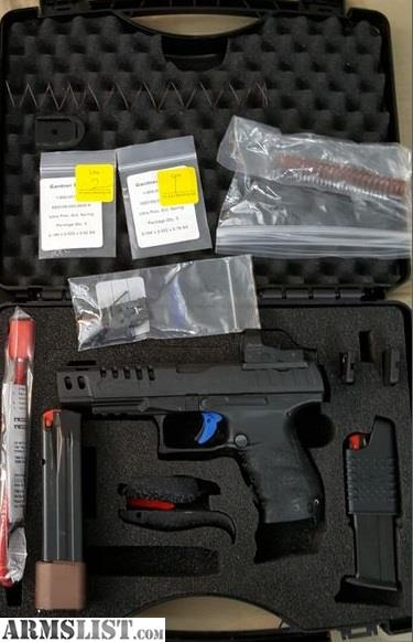 walther ppq metal guide rod