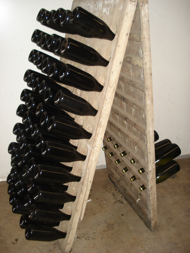 cranville wine rack construction guide