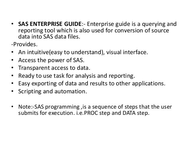 chaid analysis in sas enterprise guide