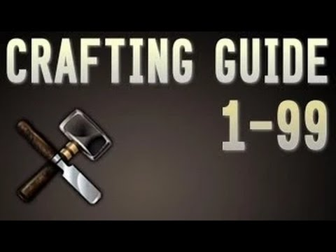crafting to 99 guide osrs