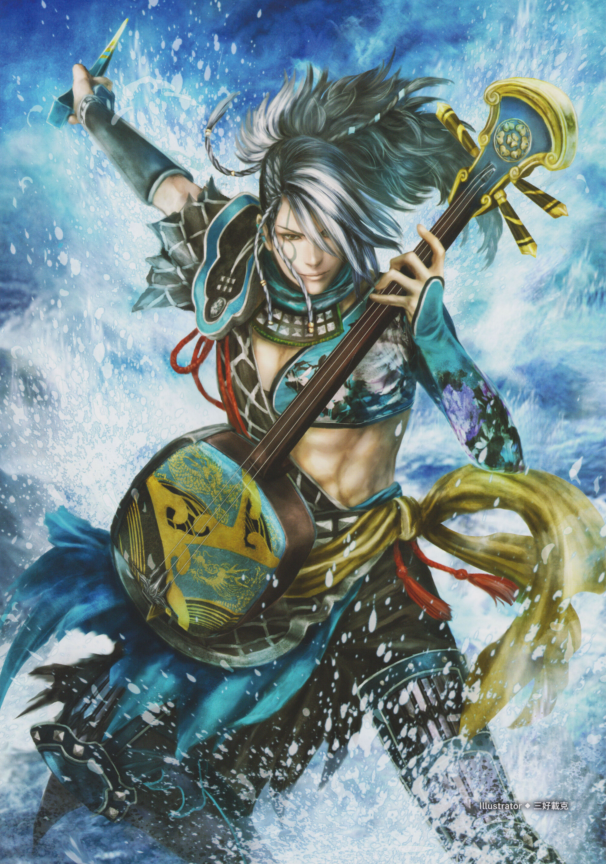 dynasty warriors 8 character guide