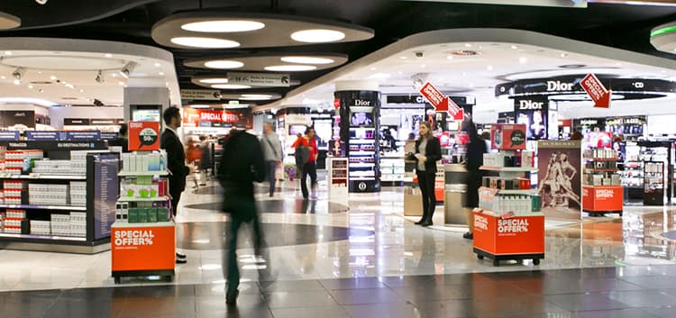 duty free shops travel guide