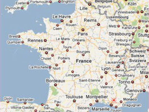 self guided bike tours southern france