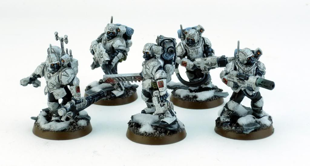 imperial guard valkyrie painting guide