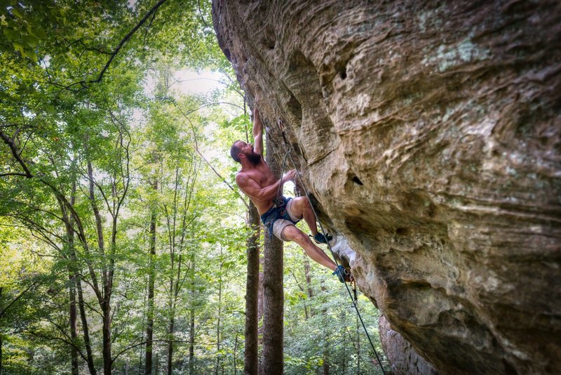 new river gorge rock climbing guide