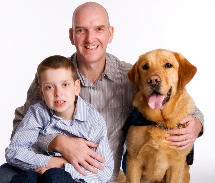 jo sullivan guide dogs for the blind