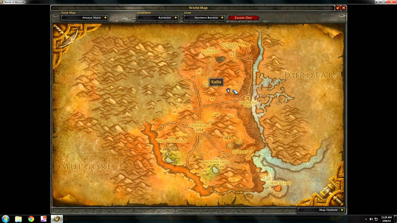 levelling guide vanilla orc hunter