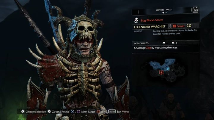 shadow of war uruk guide