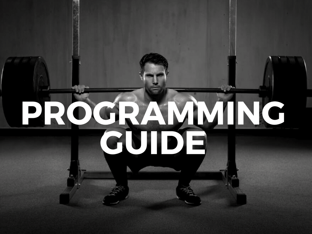 str pure training guide 2016