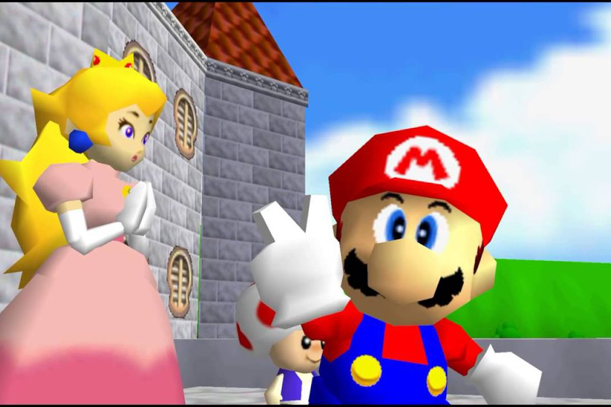 super mario 64 ds speedrun guide