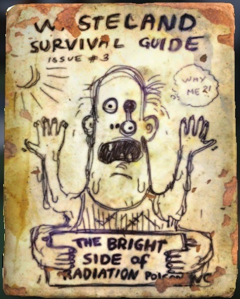 wasteland survival guide issue 7